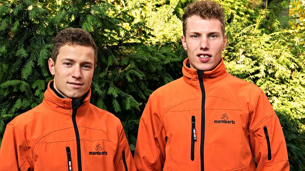 Jelle en Pim van der Marel, Marelparts