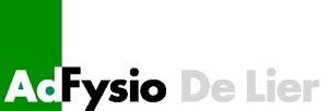 AdFysio De Lier logo, centrum voor fysiotherapie en beweging.